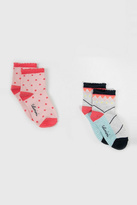 Catimini Two Pack Of Socks