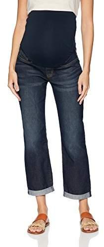 6966057baa1e3 Maternity Boyfriend Jeans - ShopStyle