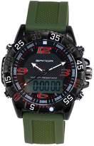YLJHCYGG Boys Quartz Electronic Wrist Sport Watch Back Light Casual Business Sports Watches Black+
