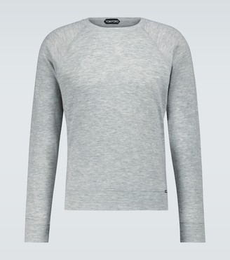 Tom Ford Long-sleeved sweatshirt