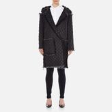 Vivienne Westwood Women's Radio Coat Black