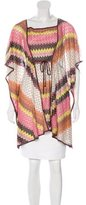 Missoni Short Sleeve Coverup