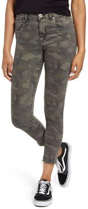 STS Blue Ellie Camouflage High Waist Crop Jeggings