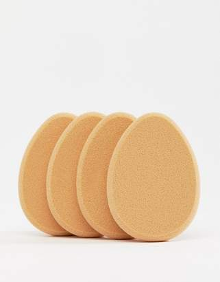 Laura Mercier 4-Pack Egg-Shape Sponges-No Colour