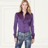 Ralph Lauren Cindy Silk Shirt