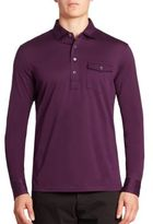 Polo Ralph Lauren Hampton Long-Sleeve Polo