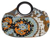Kaleidoscope paisley San Isidro bag
