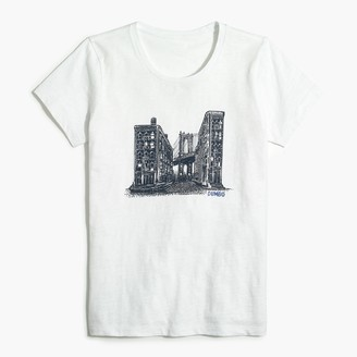J.Crew DUMBO, Brooklyn graphic tee