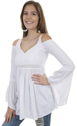 Scully Cold Shoulder Tunic