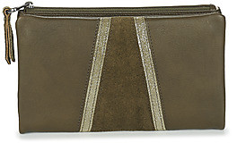 Sabrina LEXI women's Purse wallet in Kaki