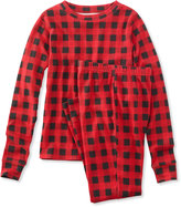 L.L. Bean Kids' Long John Set