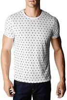 True Religion Men's TR Horseshoe All Over T-Shirt