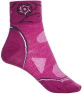 Smartwool PhD Cycle Ultralight Socks - Merino Wool, Quarter Crew (For Women)