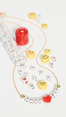 Venessa Arizaga Say Anything DIY Necklace Kit
