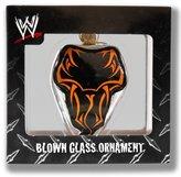 WWE Randy Orton Blown Glass Ornament