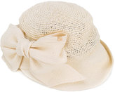 CA4LA woven cloche hat - women - Paper/Viscose - One Size