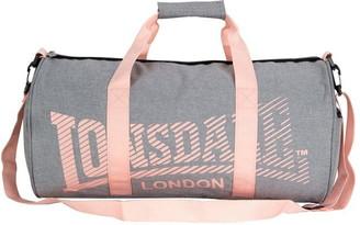 Lonsdale London Barrel Bag