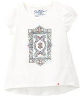 Lucky Brand Tile Graphic Tee (Toddler Girls)