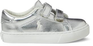 Ralph Lauren Easten EZ Faux-Leather Sneaker