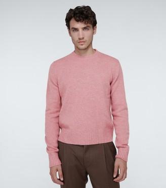 Prada Shetland wool crewneck sweater