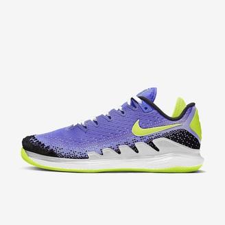Nike Women's Hard Court Tennis Shoe NikeCourt Air Zoom Vapor X Knit