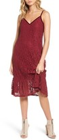 Soprano Women's Lace Midi Dress