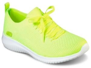 Skechers Women's Ultra Flex - Sugar Bliss Walking Sneakers from Finish Line