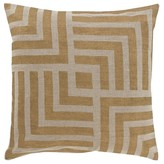 Surya Toss Pillow Linen Luxe Lined