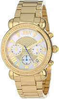 "JBW Women's JB-6210-A ""Bronx Gold"" Diamond Watch"