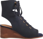 Chloé Iness wedge lace-up