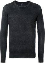 Avant Toi ribbed round neck jumper
