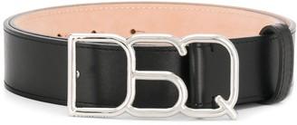 DSQUARED2 DSQ logo belt