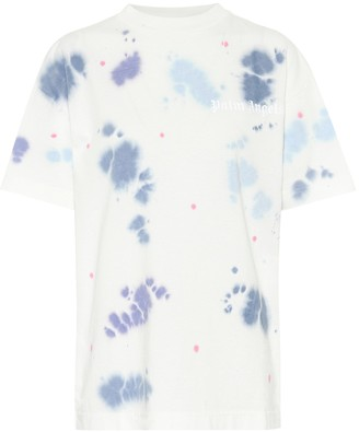 Palm Angels Tie-dye cotton T-shirt