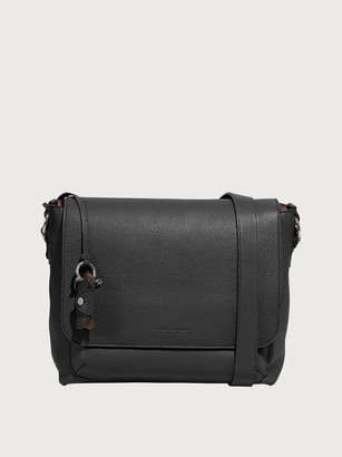 Salvatore Ferragamo Men Messenger bag Black