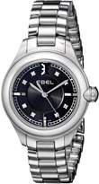 Ebel Women's 1216093 Onde Analog Display Swiss Quartz Silver Watch