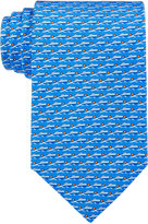 Brooks Brothers Men's Speedboat Neat Tie