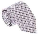 Missoni U4715 Pink/blue Basketweave 100% Silk Tie.