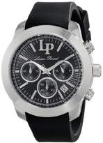 Lucien Piccard Women's LP-12938-01 Belle Etoile Analog Display Japanese Quartz Black Watch