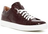 Donald J Pliner Livio Croc Embossed High Top Sneaker