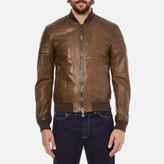 Belstaff Men's Stockdale Jacket Oak Brown