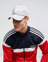 Adidas Originals Trefoil Cap In Grey Bk7282