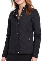 Lauren Ralph Lauren Netkin Long-Sleeve Quilted Jacket