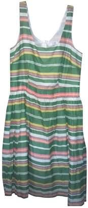 Green Cotton Johnnie Boden Dress for Women
