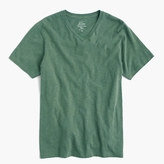 J.Crew Garment-dyed V-neck T-shirt