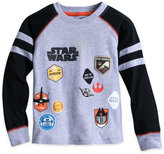Disney Star Wars Long Sleeve T-Shirt for Boys