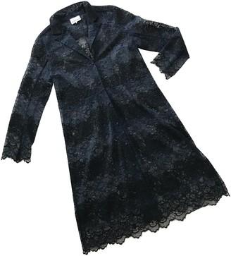 Ganni Blue Synthetic Jackets