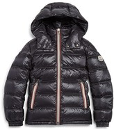 Moncler Boys' Gaston Down Puffer Jacket - Sizes 4-14
