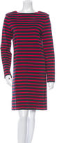 Celine Striped Shift Dress