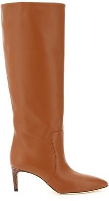 Paris Texas nappa knee boots