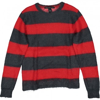 Marc by Marc Jacobs Red Wool Knitwear